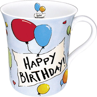 Happy birthday - mug