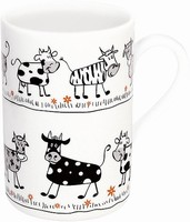 Little farm - cows - mug