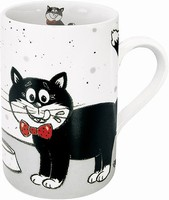 Carlo the cat - mug