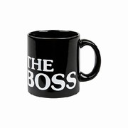 The Boss black - hrnek